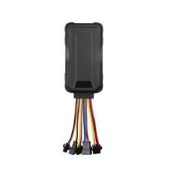 Gps Locator Track Australia - 3G GPS Tracker Car Tracking Device GT06E Cut Off Oil GPS Locator Voice Monitor Waterproof Mileage Vibration Alarm Web APP