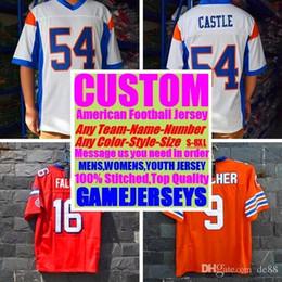 $enCountryForm.capitalKeyWord NZ - All Stitched Custom american football jerseys Miami Pittsburgh college authentic cheap baseball basketball mens womens youth USA 4xl league