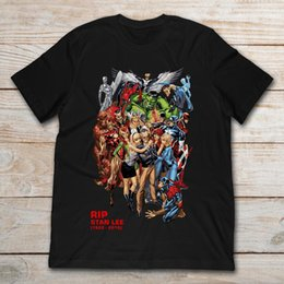 $enCountryForm.capitalKeyWord Australia - Brand All Marvellous Superheroes Rip Stan 1922 2018 T-SHIRT 2019 Men's Short Sleeve T-Shirt