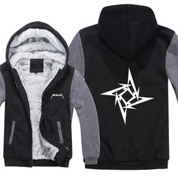 $enCountryForm.capitalKeyWord UK - winter Hoodies Metallica Metal Rock Band Men women Warm autumn clothes sweatshirts Zipper jacket fleece hoodie
