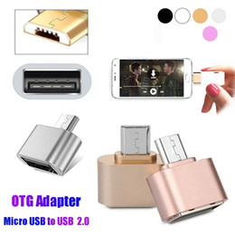 $enCountryForm.capitalKeyWord Australia - OTG Micro USB OTG Cable Adapter 2.0 Converter For Mobile Phone Android Samsung USB Tablet Pc to Flash Drive Mouse OTG Hub
