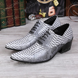 $enCountryForm.capitalKeyWord Australia - High Heels Men Oxfords Pointed Toes Shoes Mens Height Increasing Wedding Dress Shoes Business Casual Party Shoes Plus Size 38-46