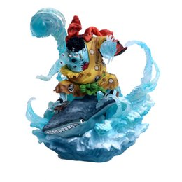 $enCountryForm.capitalKeyWord UK - Anime One Piece Character DX Jinbe GK Statue PVC Figure Model Toys