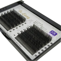 $enCountryForm.capitalKeyWord Australia - Grafting of false eyelashes, double hairs, flat hairs, mink fur, soft, comfortable, zero-touch, suitable for beauty salon salons, factory wh