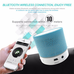$enCountryForm.capitalKeyWord Australia - Portable A9 USB Subwoofer Music Box Speaker 50 Pcs Excellent Wireless Bluetooth Car Speaker Bluetooth Wireless Speaker Elegant A3