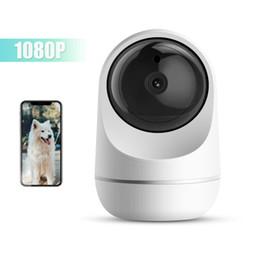 $enCountryForm.capitalKeyWord Australia - 1080P Home Security Camera Wireless IP Camera WIFI Support YI Cloud Pan Tilt Zoom IR Night Vision Baby monitor Camera P2P two way audio