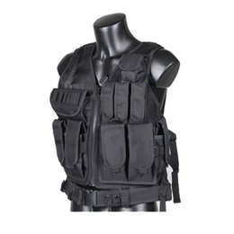 Discount tactical body armor - 2018 New Tactical Vest Outdoor Camouflage Body Armor Sports