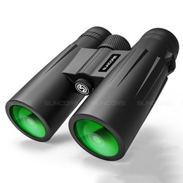 hunt camping telescopes Australia - 2019 New Outdoor Camping 12x42 Binoculars High Power HD Telescope BK4 Prism Optical Lenses Outdoor Hunting Bird Watching Camping