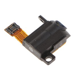 headphone jack connector UK - Replacement Headphone Audio Jack Flex Repair Parts Connector for iPod Touch 4