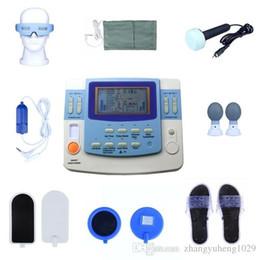 Ingrosso terapia ad ultrasuoni Massaggiatore intelligente trattare l'artrite Spalla ginocchio dolore antalgico medico Macchina laser laser terapia fisica