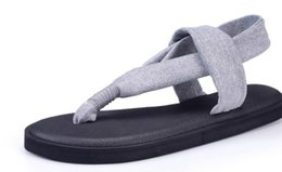 $enCountryForm.capitalKeyWord Australia - New Arrivals Plus Size 42 Summer Women Casual Sandals Shoes Outdoor Breathable Simple Sanuk Yoga Sling 2 Flip Flops Girls Casual Slide Shoes