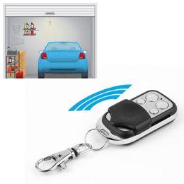 GaraGe door remote control copy code online shopping - 433 Mhz RF Channel Remote Control Copy Code Grabber Cloning Electric Gate Duplicator Key Fob Learning Garage Door Remote