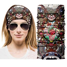 Sand motorcycleS online shopping - MOTO4U High quality Motorcycle Face Mask Magic headscarf women hair bands sand masks for Cycling sweet scarves