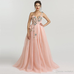 $enCountryForm.capitalKeyWord Canada - 2019 One Shoulder Handmade Flowers Evening Dresses Party Long Formal Dress Real Picture Robe De Soiree Serenehill