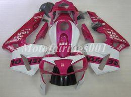 $enCountryForm.capitalKeyWord Australia - New style ABS Full Fairings Kit Fit For Honda CBR600RR CBR600 600RR F5 2003 2004 03 04 Custom Free Bodywork set Repsol Pink