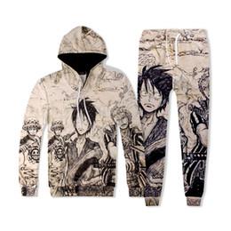 21c6c9c5 Tracksuit Men Set One Piece Sportswear Unisex Sweatsuit Male Sweat Track Suit  Jacket Hoodie With Pants Mens Sporting Suits