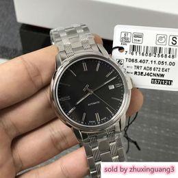 $enCountryForm.capitalKeyWord Australia - T Race Luxury Watch Designer T065.407.11.051.00 Steel Band 39mm Automatic For Man Sports Wristwatches Waterproof