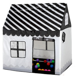 $enCountryForm.capitalKeyWord NZ - Kids Playhouses Tent Child Play Game Centre Foldable Kids Play House Camping Travelling Indoor Outdoor Castle Boys Girls Gift