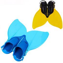 $enCountryForm.capitalKeyWord NZ - 35-38 Adjustable Swimming Fins for Kid Children Mermaid Swim Fin Women Foot Flipper Training Shoes Diving Feet Tail Monofin