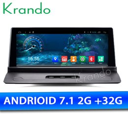 """Digital Stereo Systems Australia - Krando Android 7.1 8.8"""" Full touch car DVD player radio GPS for Volvo XC90 2007-2013 entertainment system stereo multimedia WiFi BT"""
