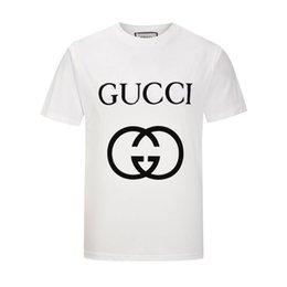 T Shirt Cotton Sport Fashion Australia - RR Wholesale 2019 Italian designer Polo shirt fashion brand Medusa T-shirt men's casual 100% cotton letter printing sports T-shirt