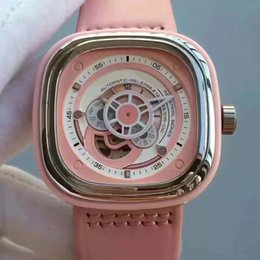 $enCountryForm.capitalKeyWord Australia - Q2 high-end brand fashion sports mechanical watch.Classic style, neutral sport watch, original authentic west iron city movement.