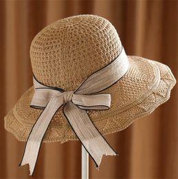 Black Blocks Australia - New Women Wide Brim Hats Cap UV Protection Sun Block Hat Women Outdoor Golf Tennis Sports Summer Beach Cap Adjustable Angle Wide Hat