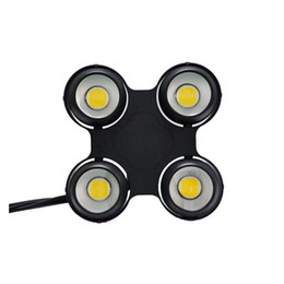 Dmx Color Changing Lights Australia - Good quality 4pcs 100W waterproof Blinder light dmx led blinder with ce rohs approved factory price