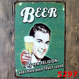 $enCountryForm.capitalKeyWord Australia - Free shipping beers of the world tin sign metal wall art , beer sign for home bar pub wall decor , beer poster 30x20cm 1#--