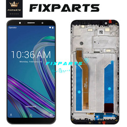 "lcd screen for asus NZ - 5.99"" Original LCD Display For Asus ZenFone Max Pro ( M1 ) ZB601KL ZB602KL LCD Touch Panel Screen Digitizer Assembly With Frame"