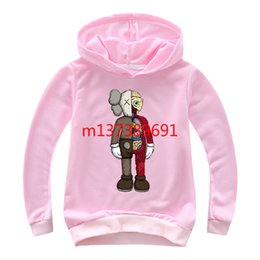 Chinese  New Casual Children's Hoodies Fashion Hot Painting Boys and Girls Sweaters Outdoor Cartoon Anime Children's Sportswear 0402 manufacturers
