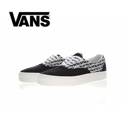 039e1721685 2018 Athentic Vans X Fear Of God Old Skool Canvas Mens Designer Sports  Running Shoes for Men Sneakers Women Casual Trainers