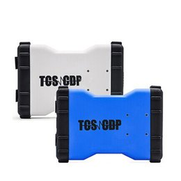 China 10pcs lot via DHL V3.0 Green PCB 2016.00 with keygen TCS CDP For CARs+TRUCKs 3 IN 1 TCS CDP Pro With Without Bluetooth suppliers