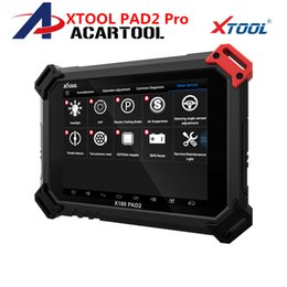 $enCountryForm.capitalKeyWord Australia - 100% Original XTOOL X100 PAD2 PRO PAD2 Better than X300 PRO DP Auto Key Programmer with Special Function like VVDI 4th 5th