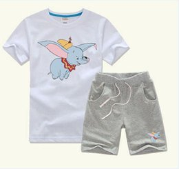 christmas clothes Australia - 696115 New HOT SELL classic children's wear boy 2-11 years old girl sports suit baby baby short sleeved clothes children's suit ACDE AAAAAA8