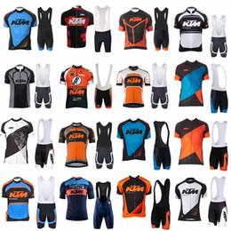 $enCountryForm.capitalKeyWord Australia - Ktm Team Cycling Short Sleeves Jersey (Bib )Shorts Sets Sportswear Quick Dry Mtb Bicycle Clothing Outdoor Bike 012525f