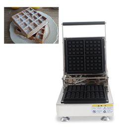 $enCountryForm.capitalKeyWord Australia - Commercial Use Belgian Liege Waffle Machine Electric 110v 220v Square Brussels Waffle Maker Iron Baker Oven Toaster