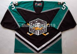 Mighty Ducks Charlie Conway Jersey Australia - Mens Womens Youth Anaheim  Mighty Ducks Custom 35 Iilya 9af2949326