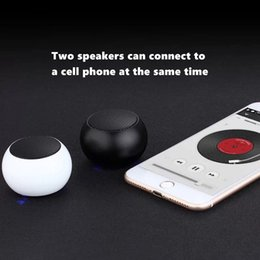 $enCountryForm.capitalKeyWord NZ - One Piece Mini Wireless Bluetooth Speakers New 2019 Portable Handsfree Stereo Subwoofer Music Player For iphone 6 s 7 8 plus X for gifts