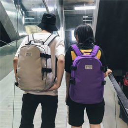 $enCountryForm.capitalKeyWord Australia - Amazing2019 Woman Bag A Original Old Ulzzang High Middle School Student Will Capacity Both Shoulders Package Leisure Time Computer Travel