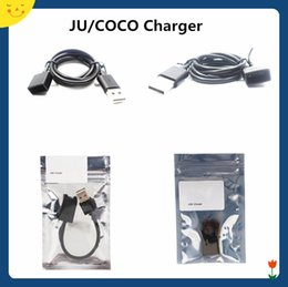 $enCountryForm.capitalKeyWord Australia - E Cigarette Magnetic Connection USB Charger Charging Cable For JU COCO 2 3 Portable Smoking Vape Pen Pod Kits