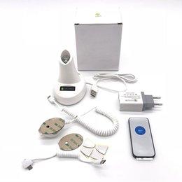 (10 set / pack) display de segurança de controle remoto anti roubo de lojas de alarme stand para celular loja de varejo