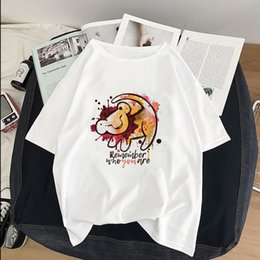 Best friend clothing online shopping - Remember who you are Lion King Simba Best Friend women clothes harajuku kawaii t shirt plus size t shirt