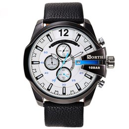 $enCountryForm.capitalKeyWord Australia - Men's And Women's Classic Waterproof Watch High-end Couple Models Quartz Watch Wild Sports Quartz Three-eye Watch