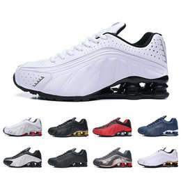 $enCountryForm.capitalKeyWord Australia - 2019 Deliver RZ 301 Shox Men Women Running Shoes Fashion Deep Blue White Black Red DELIVER OZ NZ Athletic Sports Sneakers designer 40-46
