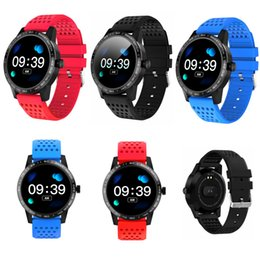 call phones free Canada - Original Smartwatch Phone T2 for Health Bluetooth Smartwtch Free Shipping Whatsapp Heart Rate HD LCD Smart Bracelet Watches for Android IOS
