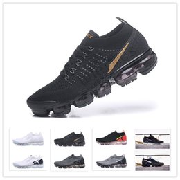 237aaace004 VAPORMAX Air Shoes 2018 For Men Casual Sneakers goodgood Women Sport Shoes  Outdoor Jogging Athletic Sports Trainers Shoes