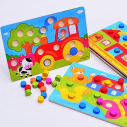 $enCountryForm.capitalKeyWord Australia - Tangram Jigsaw Board Educational Early Learning Cartoon Wood Block Game Toys for Boys Girls Children Kids Gifts
