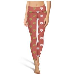 $enCountryForm.capitalKeyWord UK - Rayo Vallecano Los Franjirrojos red yellow white High Waist Yoga Pants Womens Gym Yoga Pants Breathable Fashion Tights Capri Le