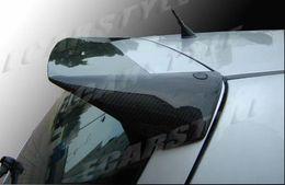 Toptan satış VW Golf 4 Spoiler VW MK4 Spoiler Golf Arka Trunk Karbon Fiber Spoiler